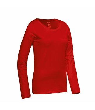 Santino SANTINO T-shirt Juna ladies Red