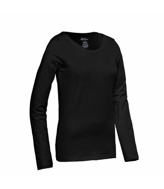 Santino SANTINO T-shirt Juna ladies Black