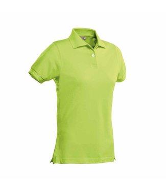 Santino SANTINO Poloshirt Charma ladies Lime