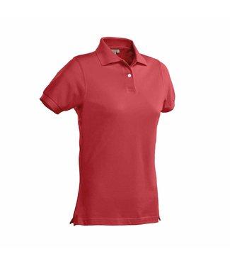 Santino SANTINO Poloshirt Charma ladies Red