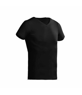 Santino SANTINO T-shirt Jazz V-neck Black