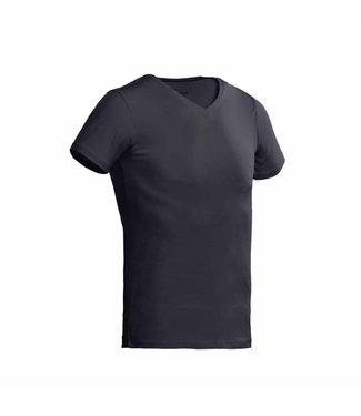 Santino SANTINO T-shirt Jazz V-neck Graphite