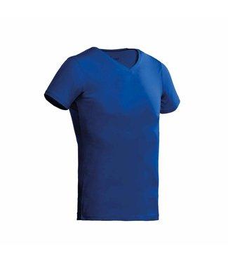 Santino SANTINO T-shirt Jazz V-neck Royal Blue