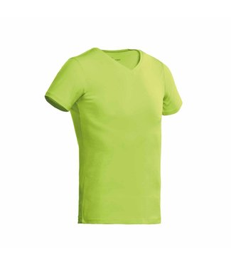 Santino SANTINO T-shirt Jazz V-neck Lime