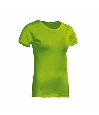 Santino SANTINO T-shirt Jive ladies C-neck Lime