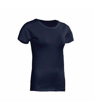 Santino SANTINO T-shirt Jive ladies C-neck Real Navy