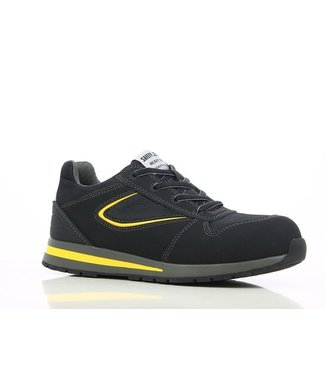 Safety Jogger Safety Jogger Turbo S3 zwart/geel laag