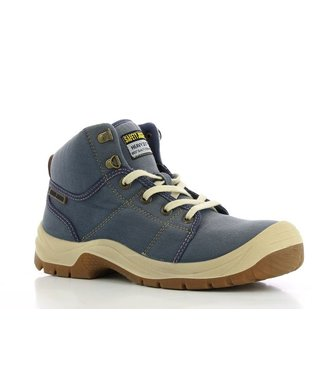 Safety Jogger Safety Jogger Desert-043 S1P blauw hoog