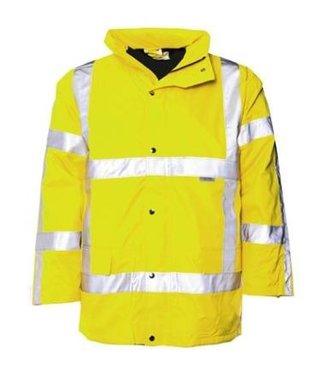 M-Wear M-Wear Parka 0985 RWS fl.geel