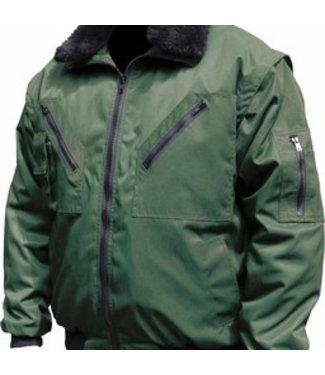M-Wear M-Wear pilotjack P/K 8385 groen