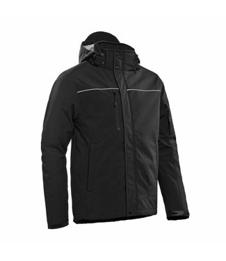 Santino SANTINO Softshell Jack Stockholm Black OUTLET