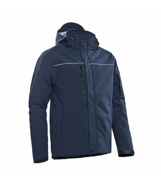 Santino SANTINO Softshell Jack Stockholm Real Navy OUTLET
