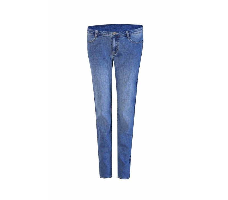 Aria Jeans Denim Blauw