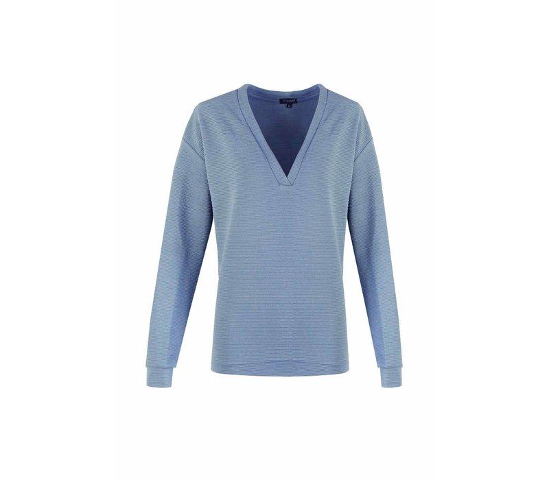 Longsleeve Denim blue