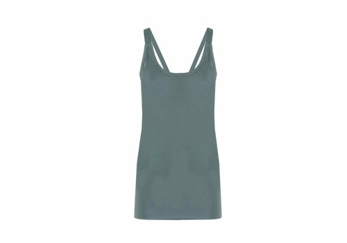 G-maxx Top Grayish green
