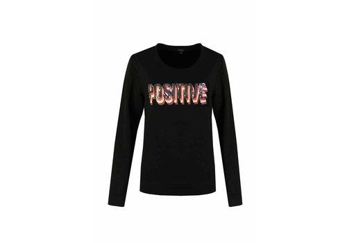 G-maxx Positive Sweater Zwart