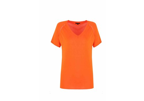G-maxx Sweater Orange red