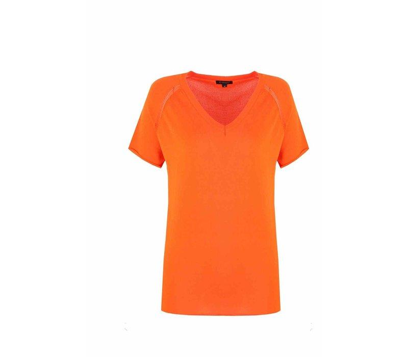 Esme Top Oranje