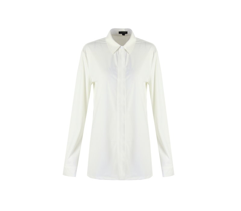 G-maxx Travel Blouse Wit