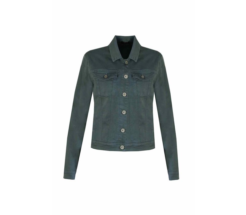Jacket Grayish green