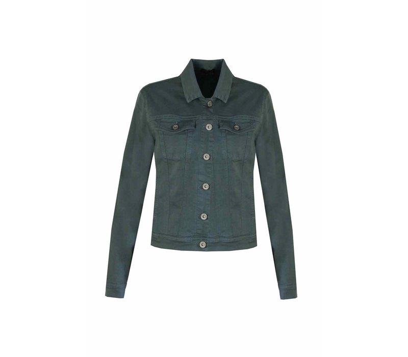 Jacket Grayish Grün