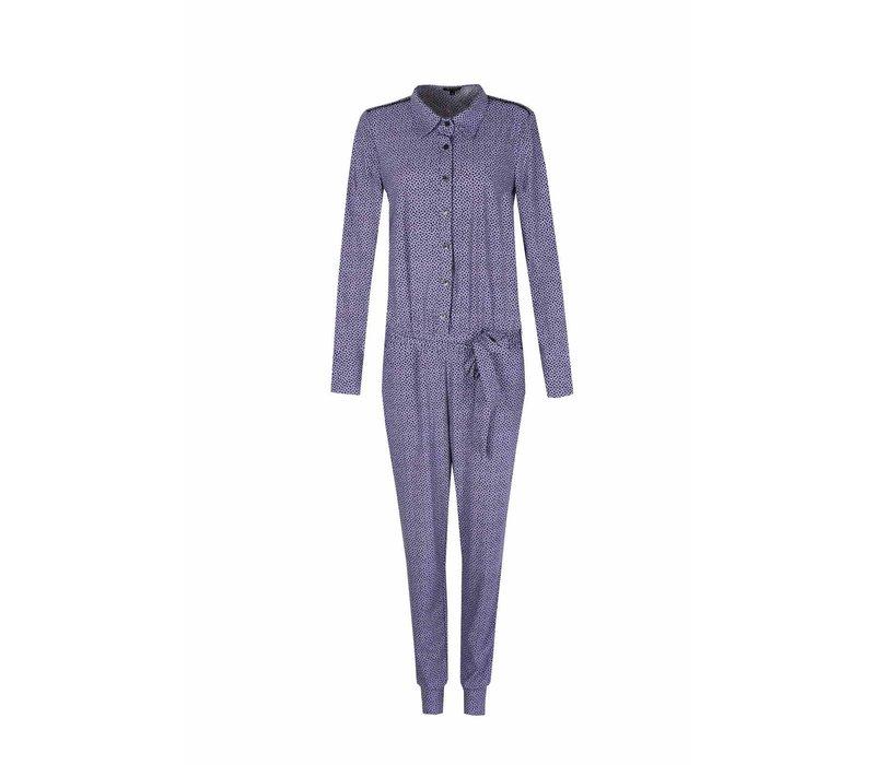Jumpsuit Purple