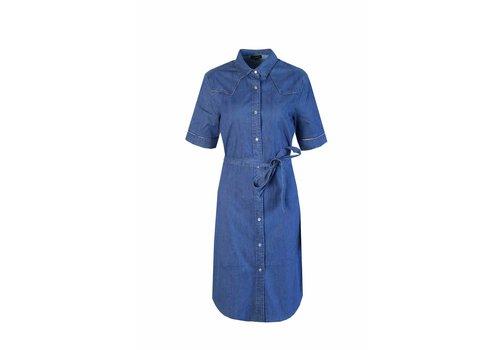 G-maxx Dress Denim blue