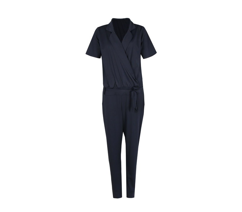 Ruby Jumpsuit Donkerblauw (Spring Edition)