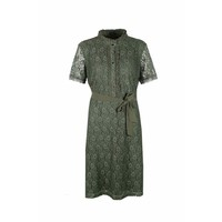 Dress Middle green