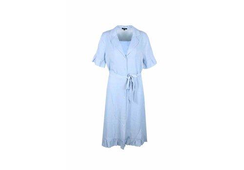 G-maxx Colette Dress jeans Blauw