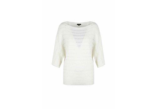 G-maxx Bonne Sweater Gebroken Wit