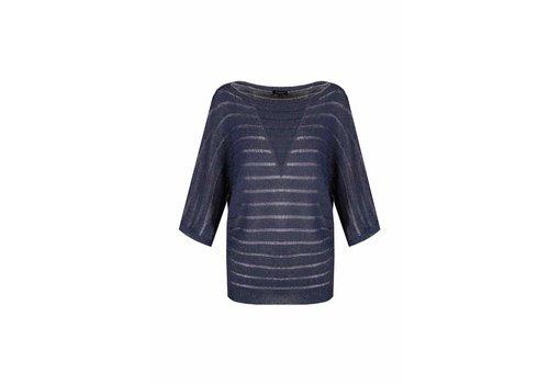 G-maxx Bonne Pullover Donker Blauw