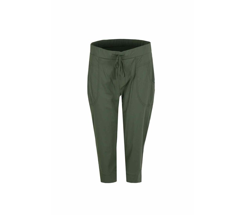 Pants Middle green