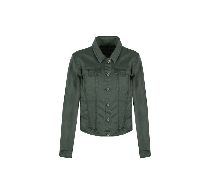 Jacket Middle green