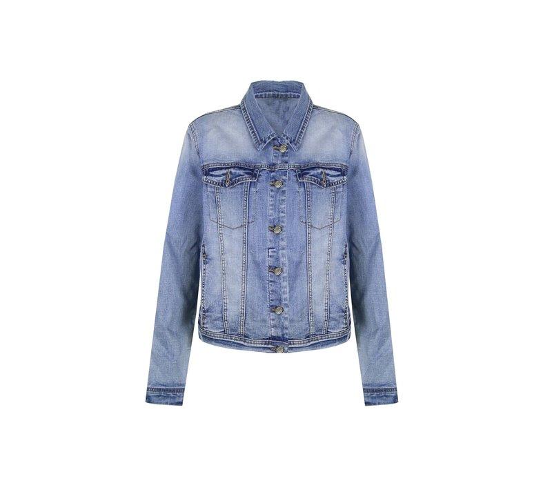 Jacket Light Blue jeans
