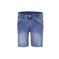 Viola Denim Short Blauw