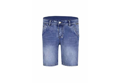 G-maxx Viola Denim Short Blauw