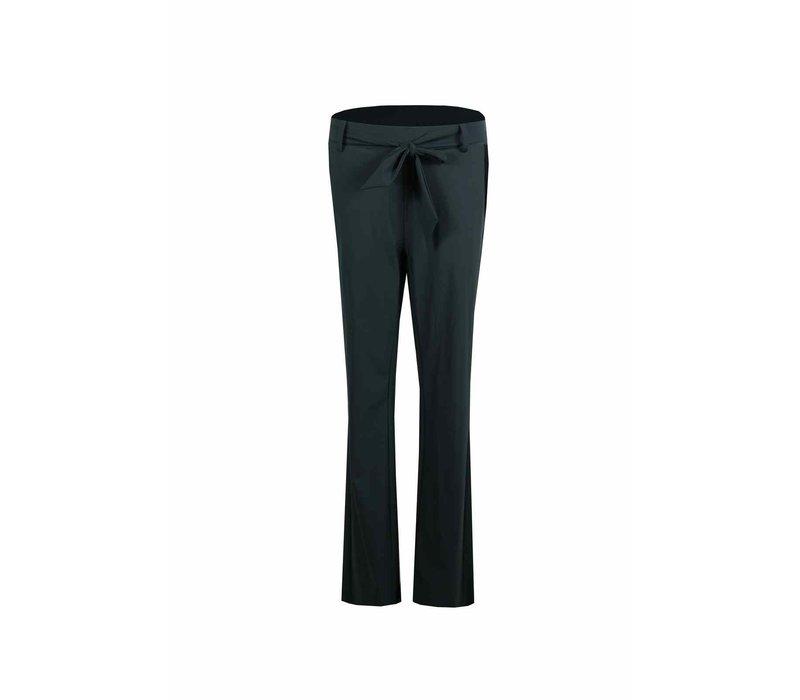Pants Blackish green