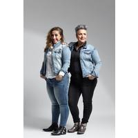 E-Blouse Abigail blouse 44 19VDM04-01 advies prijs 44,95