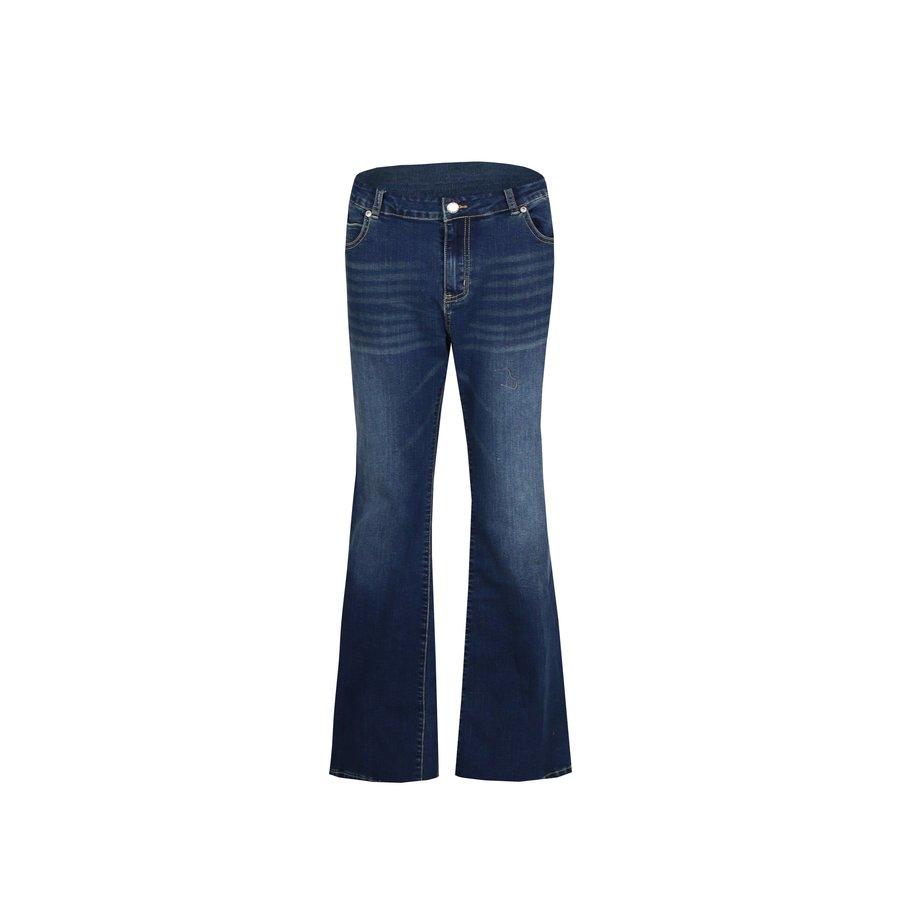 D Jeans Blauw
