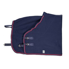 Thermo rug - navy/navy-red