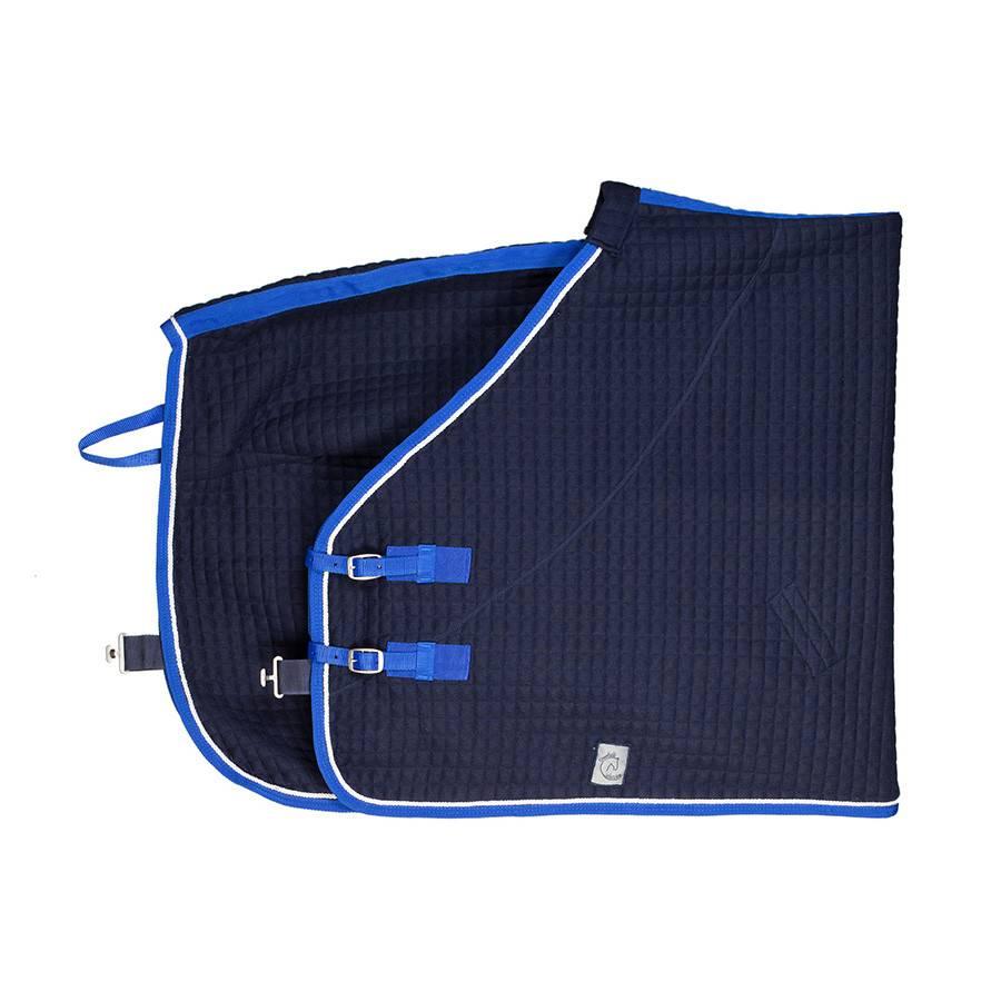 Greenfield Selection TXS/1 - Thermotex deken - blauw/koningsblauw-wit