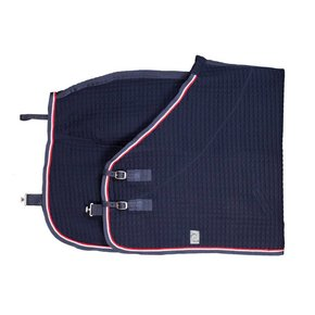 Thermo rug - navy/navy-white/red