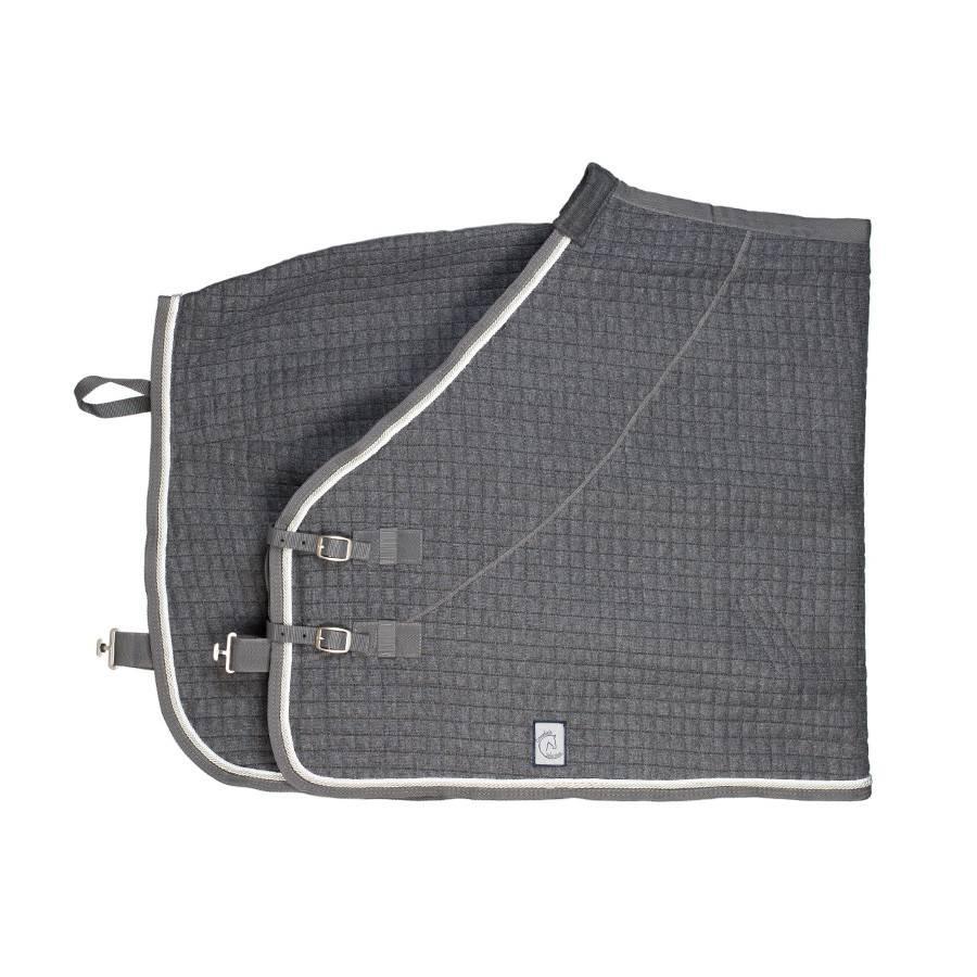 Greenfield Selection Thermotex deken - grijs/grijs-wit/zilvergrijs