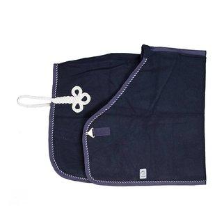 Greenfield Selection Wollen deken - blauw/blauw-mix