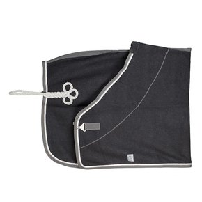 Woolen rug - grey/grey-white/silvergrey