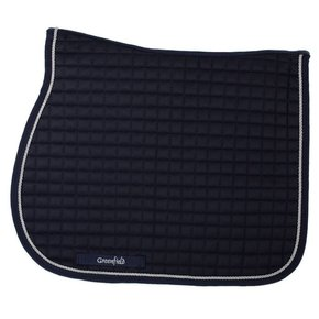 Saddle pad cookie - navy/navy-silvergrey