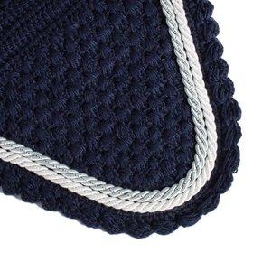 Bonnet - bleu marine/bleu marine-blanc/gris argent