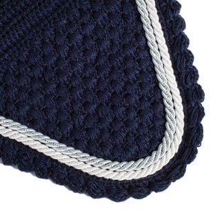 Greenfield Selection Bonnet - bleu marine/bleu marine-blanc/gris argent