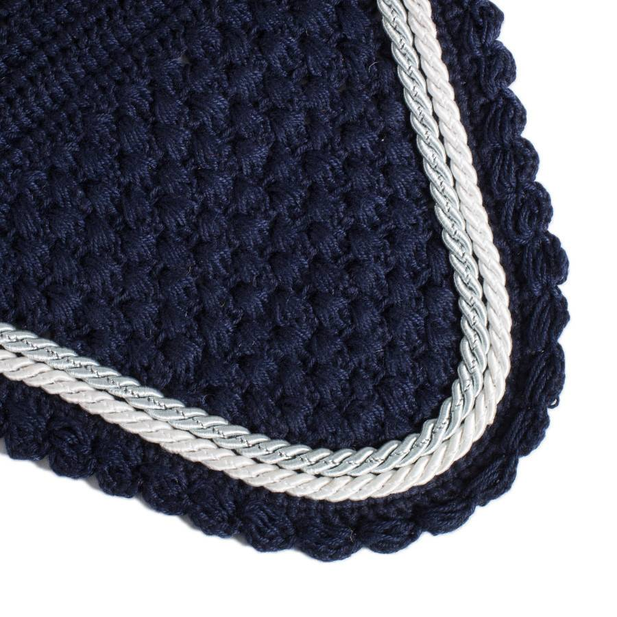 Greenfield Selection M/2 - Bonnet - bleu marine/bleu marine-blanc/gris argent